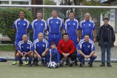Heimspiel gegen die DJK SC Klarenthal 1968