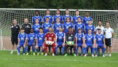 Unser Verbandsliga-Team 2016/17