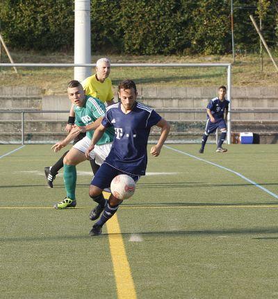 Testspiel gegen den FV Biebrich 02 II (12. 07. 2013) (12. 07. 2013)